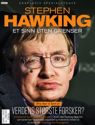 Stephen Hawking – Et sinn uten grenser 2018-07-21