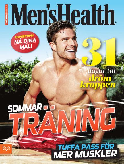 Men's Health Sommarträning