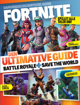 Fortnite –Uafhængig og uofficiel guide 2018-08-04
