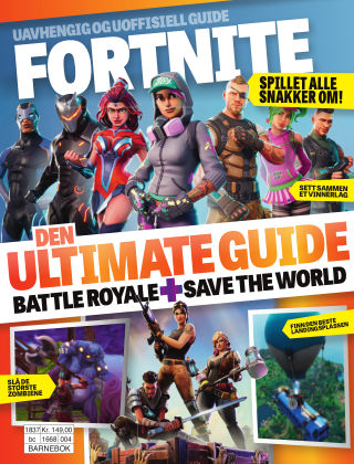 Fortnite –Uavhengig og uoffisiell guide 2018-08-04
