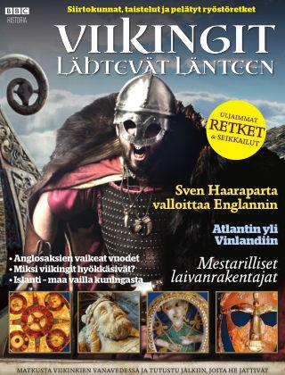 Viikingit lähtevät länteen 2018-08-11