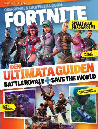 Fortnite – Oberoande & inofficiell guide 2018-09-29