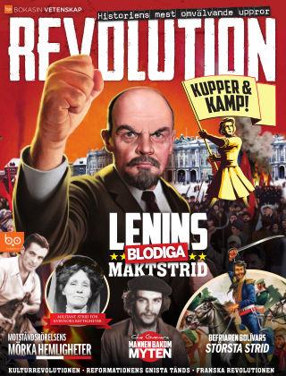 Revolution –Historiens mest umvälvande uppror 2018-10-06