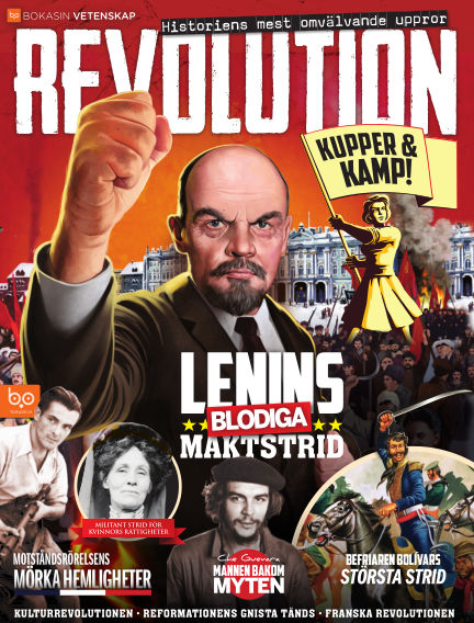 Revolution –Historiens mest umvälvande uppror