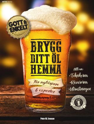 Brygg ditt öl hemma 2018-11-03