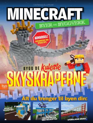 Minecraft – Byer og byggverk 2018-09-22
