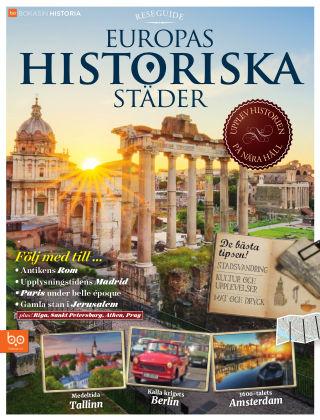 Europas historiska städer 2018-11-03