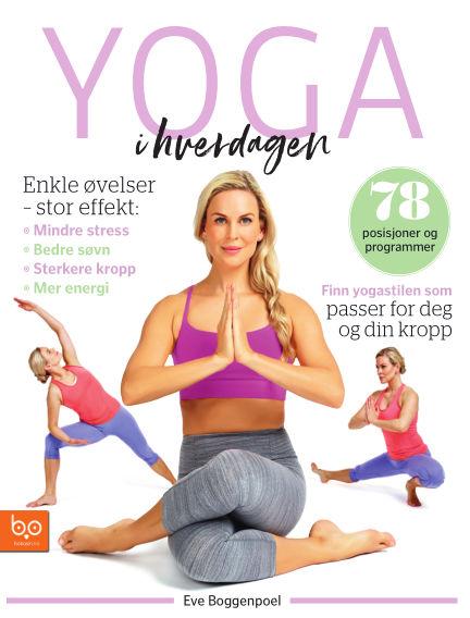 Yoga i hverdagen October 20, 2018 00:00