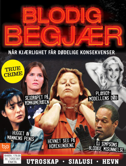 Blodig begjær October 20, 2018 00:00