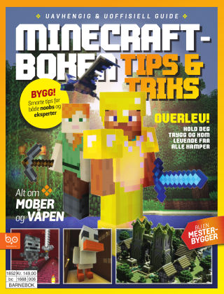Minecraft-boken: Tips & triks 4 2018-11-10