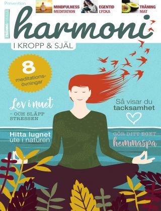 Harmoni i kropp & själ 2019-01-26