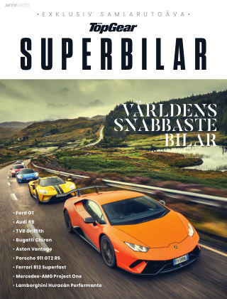 TopGear – Superbilar 2018 2018-12-29