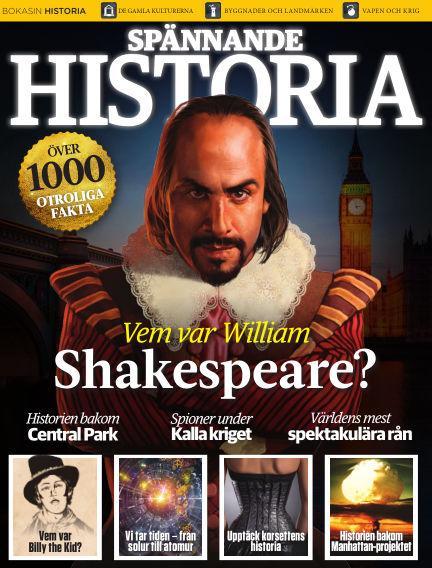 Spännande Historia vol. 3