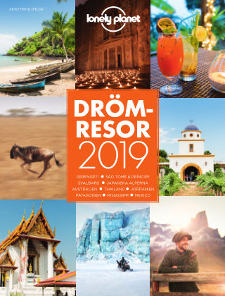 Lonely Planet - Drömresor 2019 2019-04-05