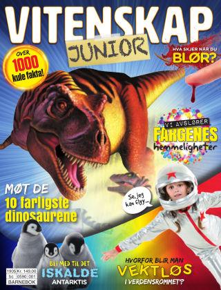 Det beste fra Vitenskap Junior vol. 2 2019-03-29