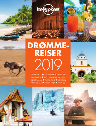 Lonely Planet - Drømmereiser 2019 2019-03-29