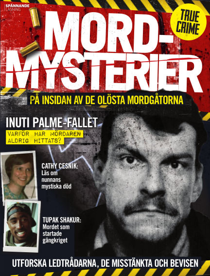 Mordmysterier September 13, 2019 00:00