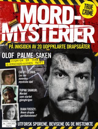 Mordmysterier 2019-02-27