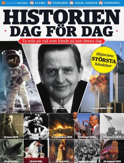 Historien dag för dag October 18, 2019 00:00