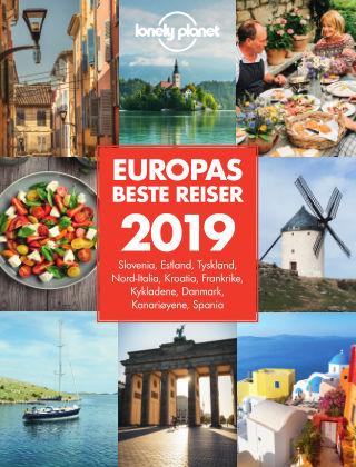 Lonely Planet - Europas beste reiser 2019-03-11