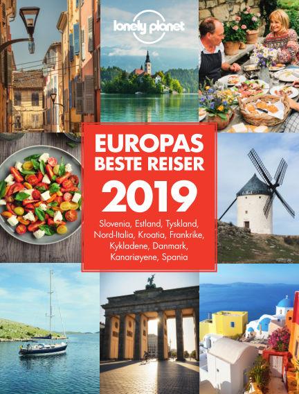 Lonely Planet - Europas beste reiser
