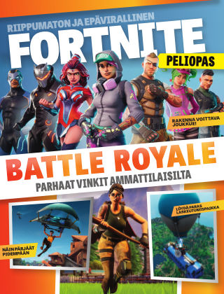 Fortnite peliopas: Battle Royale 2019-03-28