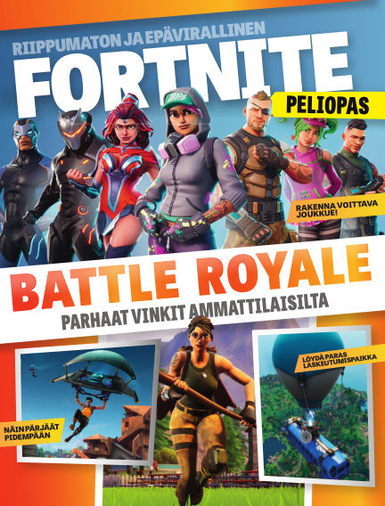 Fortnite peliopas: Battle Royale