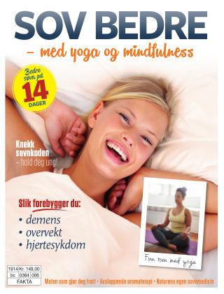 Sov bedre med yoga og mindfulness 2019-04-05