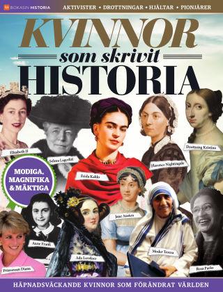 Kvinnor som skrivit historia 2019-09-13