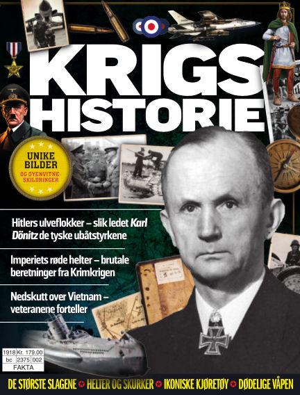 Krigshistorie vol.3 June 25, 2019 00:00