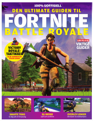Fortnite: Den ultimate guiden til Battle Royale 2019-06-25
