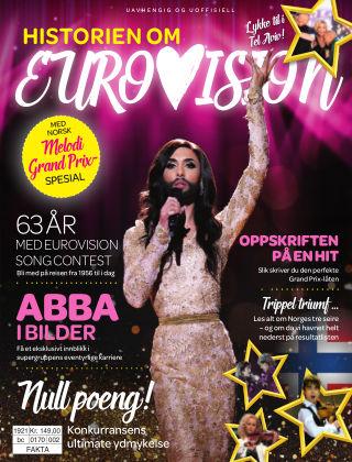 Historien om Eurovision 2019-06-25