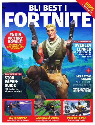 Bli best i Fortnite 2019-07-05