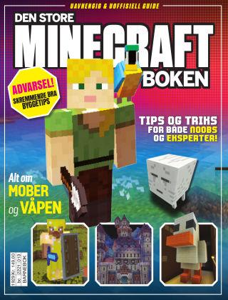 Den store Minecraft-boken 2019-07-19