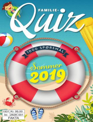 Familiequiz Sommer 2019 2019-08-13