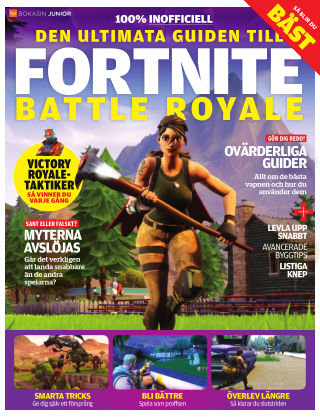 Den ultimata guiden til Fortnite: Battle Royale 2019-10-18