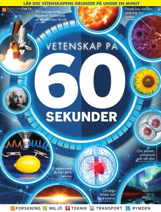Vetenskap på 60 sekunder 2019-09-13