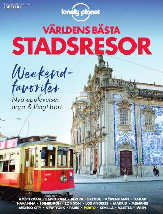Lonely Planet - Världens bästa stadsresor vol. 2 2019-10-04