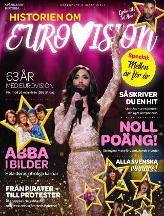 Historien om Eurovision 2019-10-04
