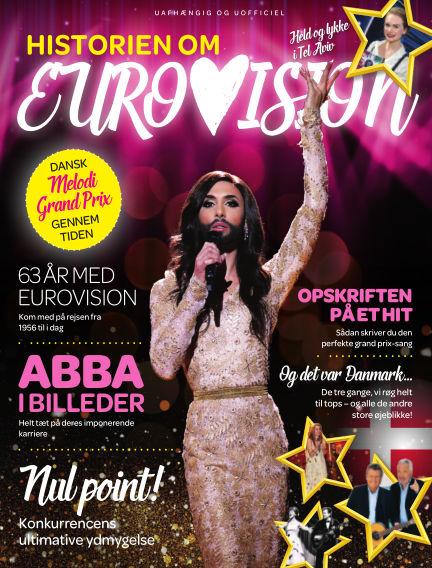 Historien om Eurovision September 27, 2019 00:00