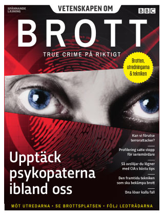 BBC Vetenskap: Vetenskapen om brott - True Crime på riktigt 2019-10-25