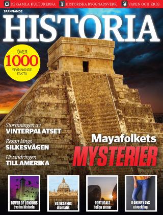 Spännande historia vol. 4 2019-11-08