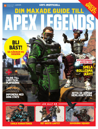 Din maxade guide till Apex Legends 2019-10-25