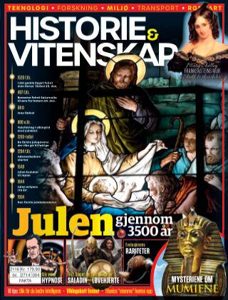 Historie & Vitenskap 2021-01-08