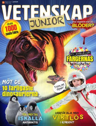 Det bästa från Vetenskap Junior, vol. 2 2019-10-18