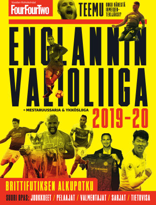 Englannin valioliiga 2019-20 2019-10-11