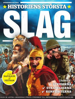 Historiens största slag 2019-10-25