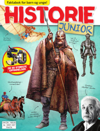 Historie Junior (NO) 2019-11-01