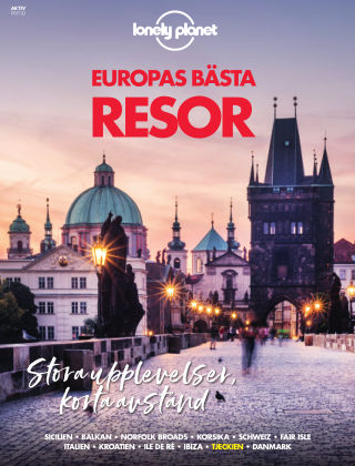 Lonely Planet: Europas bästa resor vol 2 2019-10-25