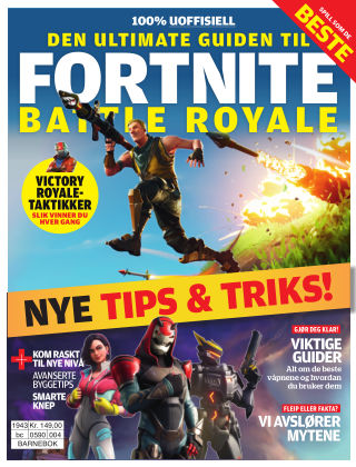 Fortnite: Den ultimate guiden til Battle Royale vol. 2 2019-11-15